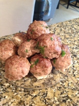 Recipe: Greek Meatballs